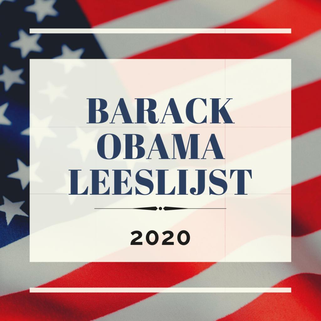 Barack Obama Leeslijst 2020